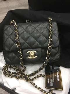 8bb33e8addfb chanel mini square | Bags & Wallets | Carousell Singapore