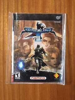 Soulcalibur III PS2