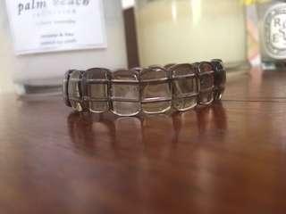 Exquisite and powerful Smoky Quartz bracelet as new