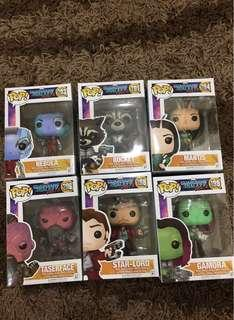 Funko Pop Guardians of The Galaxy Vol. 2 #jan50