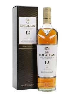 Macallan 12 yo sherry oak