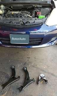 Toyota Wish 1.8A Engine mounting & lower arm