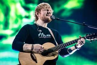 Ed Sheeran Cat 3 Section 323 x4