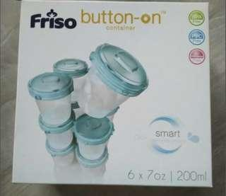 🚚 [BNIB] Friso button on container