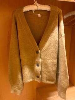 🚚 Cold wear Wool Jacket Lamb fur