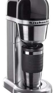 Ktichenaid personal coffee maker