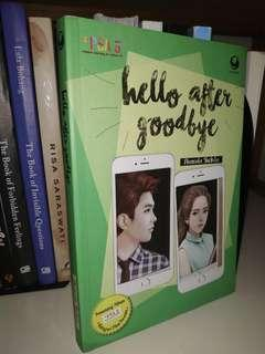 Novel HELLO AFTER GOODBYE