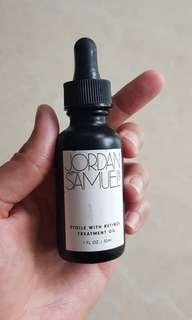 Jordan Samuel Retinol Treatment Oil