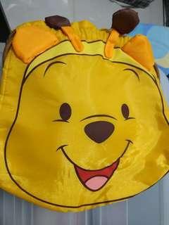 #MakeSpaceForLove Free** Winnie The Pooh Bag