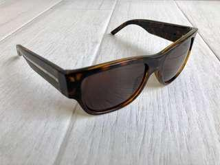 Dior Homme Tortoise Sunglasses - Model Black Tie 66/S