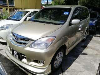 Toyota avanza 1.5(a) 0162191010
