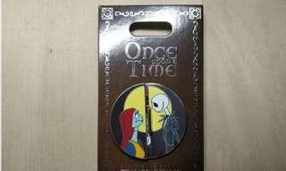 迪士尼徽章 Disney Pins Nightmare Before Christmas