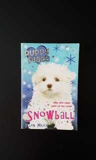 🚚 Preloved Storybook: Puppy Place - Snowball