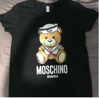 🚚 Moschino Sailor Teddy T-Shirt