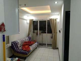 Apartemen Sentra Timur tower Ruby (city view)