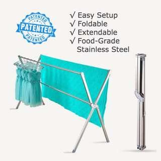 FREE DELIVERY BAXLEY Clothes Drying Rack/  HOME&LIVING
