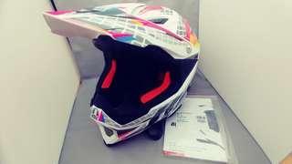 agv  越野爬雞 電單車 單車 頭盔 全新 大碼