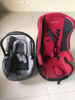 Buy 1 Take 1 Preloved Carrier and Car Seat