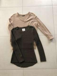 Size XS Knit Bundle