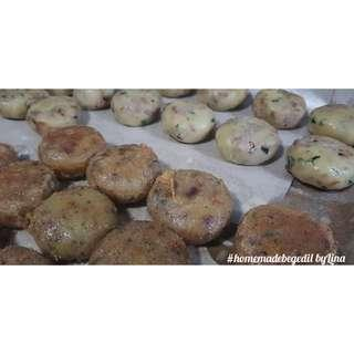 Halal Homemade Begedil PotatoCutlets