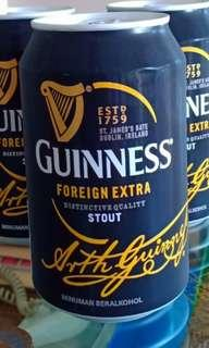Guiness beer can
