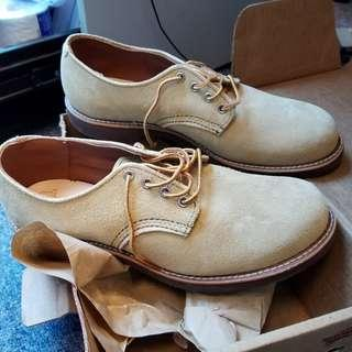 Red Wing Oxford size US12D
