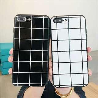 🚚 Phone Case Vivo X21 UD X20 X9 X9s Plus Stripe Back Cover