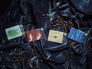 NEW Starbucks Special Edition Card Bundle