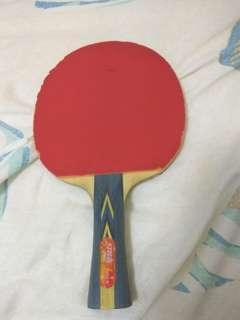二手三星乒乓球拍(紅双喜)