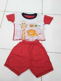 Stelan anak preloved