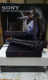 SONY  sn700 WIRELESS MICROPHONE
