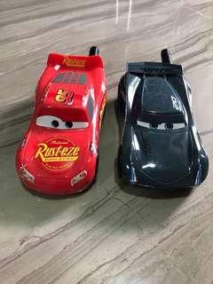 Authentic Lightning Mcqueen Cars Walkie Talkie