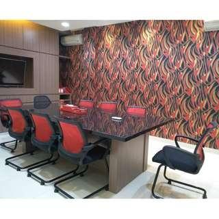 Ruang kantor disewakan