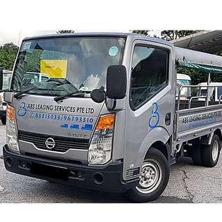 Commercial Vehicle Rental - Lorry / Van