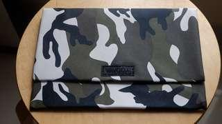 Clutch bag - Army ( + Tali selempang )