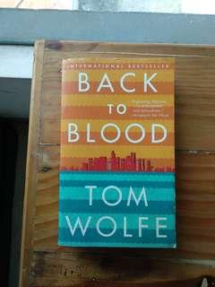 Back to Bold by Tom Wolfe