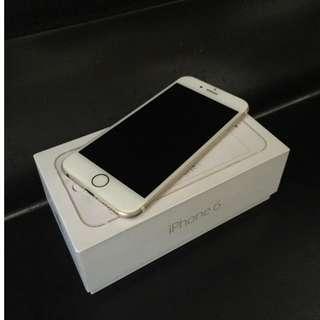 IPHONE6 NIB GARANSI BOX CHARGER EARPHONE IPHONE6