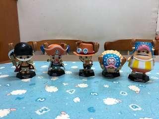 7-11  One Piece  Chopper 海賊王 喬巴 公仔