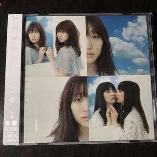 AKB48 CD 感傷列車 台版 Type A 破鞋