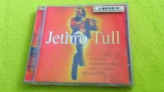 🚚 JETHRO TULL . a Jethro Tull collection . CD not Vinyl Record