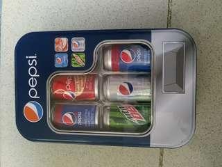 Lipbalm Pepsi x 5/box cola coke 百事 可樂