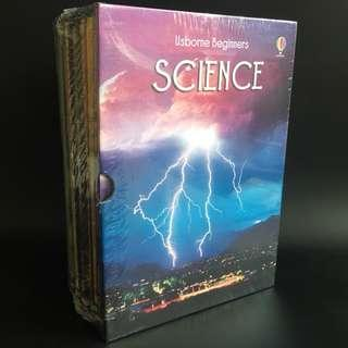 Usborne Beginners Science 10 volumes