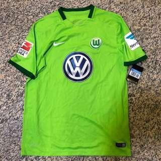 VFL Wolfsburg Player Issued Jersey