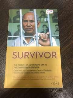 🚚 Survivor - Chum Mey