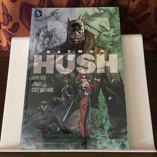 Batman Hush Comic Book