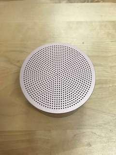 🚚 Bluetooth Metal Speaker - Portable