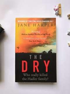 The Dry by Jane Harper, English Novel, Crime, Thriller