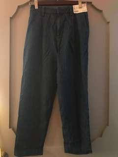 Uniqlo Denim Trousers
