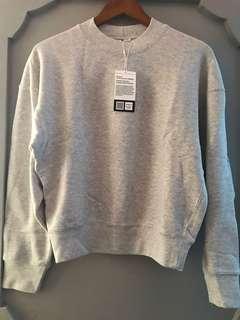 Uniqlo U Light Gray Sweater