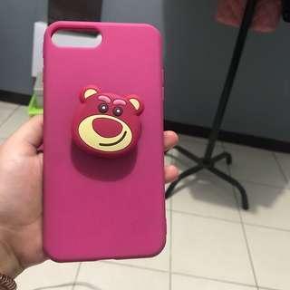 Pinky case + lotso pop socket